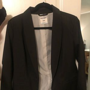 Old Navy M Black blazer